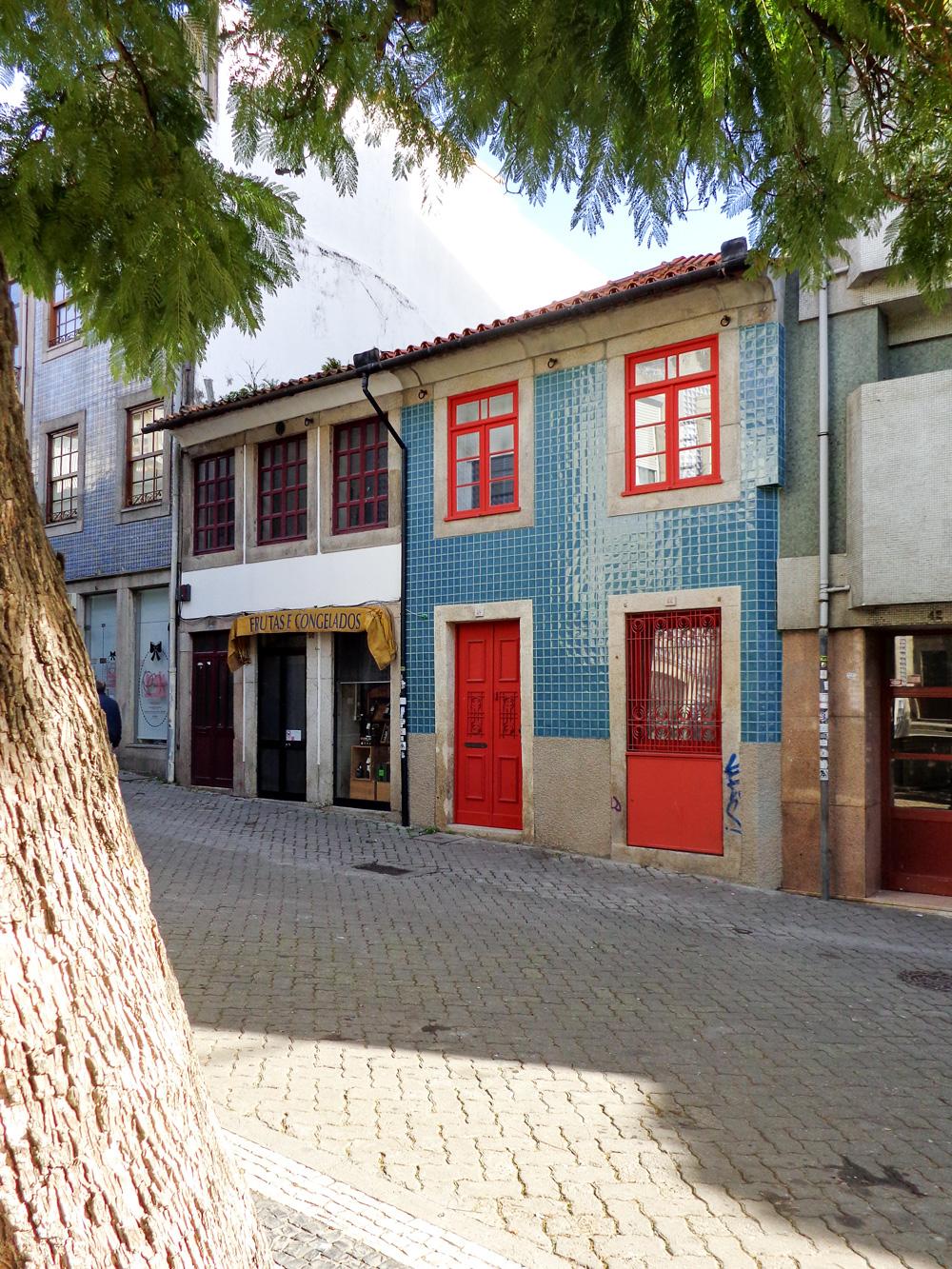 Remodelação Moradia Baixa do Porto